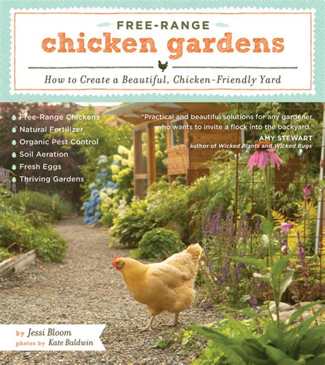 chicken picture book free range chicken gardens how to create a beautiful