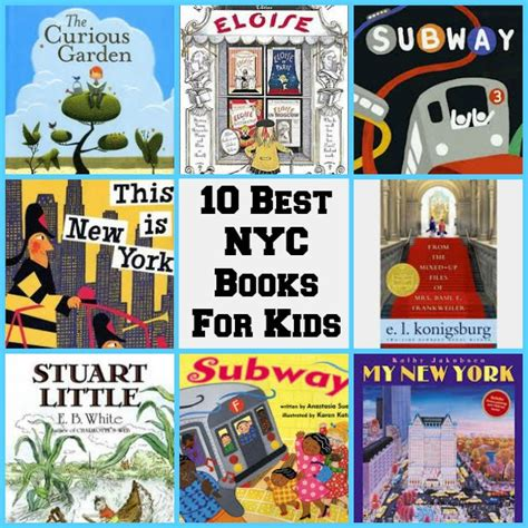 best new picture books top 10 children s books set in new york city