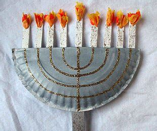 menorah craft projects 3 easy hanukkah crafts for