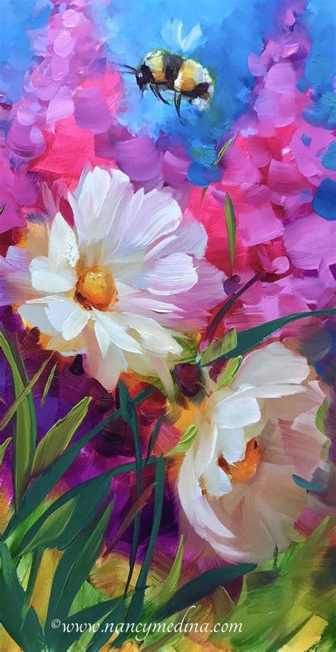 acrylic paint flowers top 25 best acrylic painting flowers ideas on
