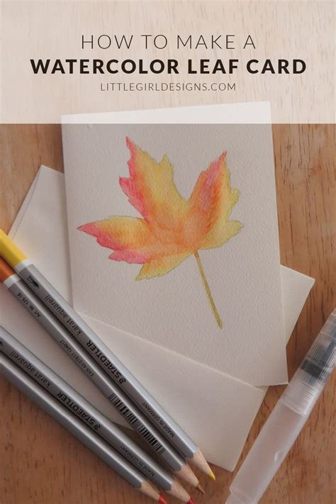 how to make watercolor cards 17 best images about watercolor pencils on