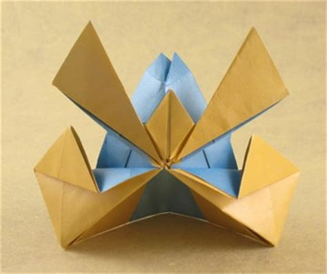 how to make a origami samurai helmet origami hats gilad s origami page