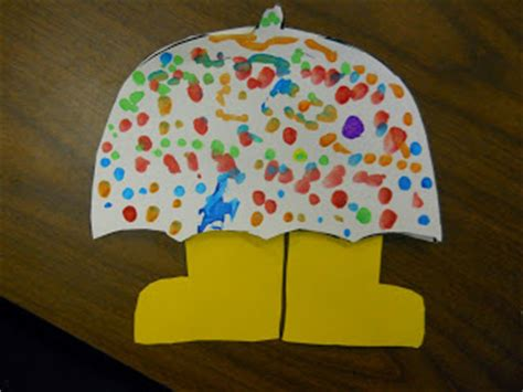 craft rubber sts mrs t s grade class on a rainy day