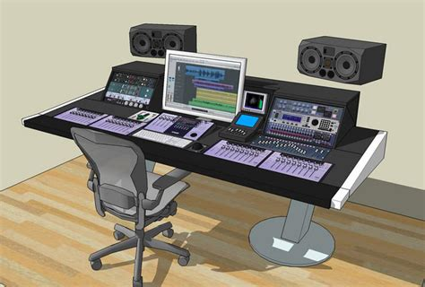 custom studio desk custom studio desk werkspot