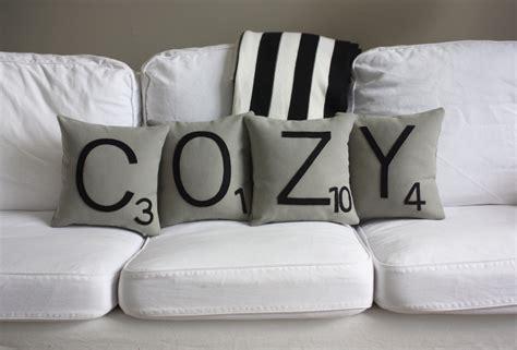 scrabble pillow cozy scrabble pillows cases only scrabble tile pillows