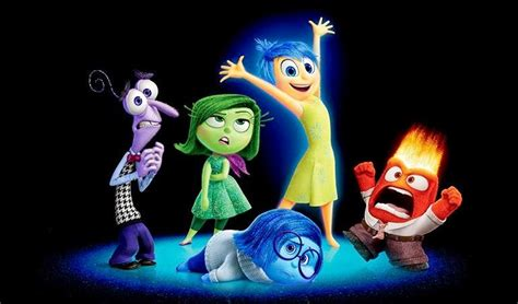 of inside out inside out protagoniste le emozioni e l equilibrio degli