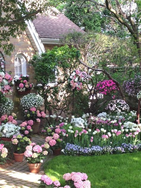 flower garden at home garden pictures photos and images for