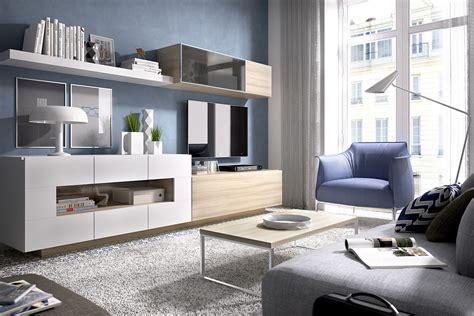 muebles de salones modernos salones modernos modulares merkamueble
