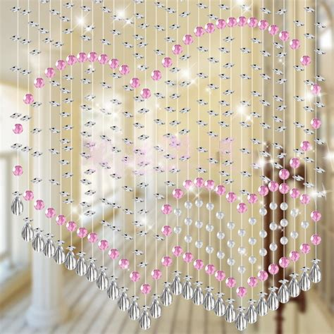 beaded room divider customize professionally shaped beaded door