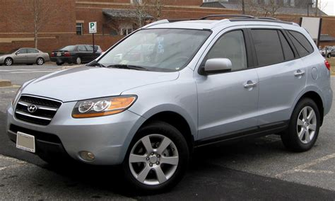 2009 Hyundai Santa Fe by 2009 Hyundai Santa Fe Information And Photos Momentcar