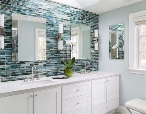 Glass Block Designs For Bathrooms best 25 mirror wall tiles ideas on pinterest mirror