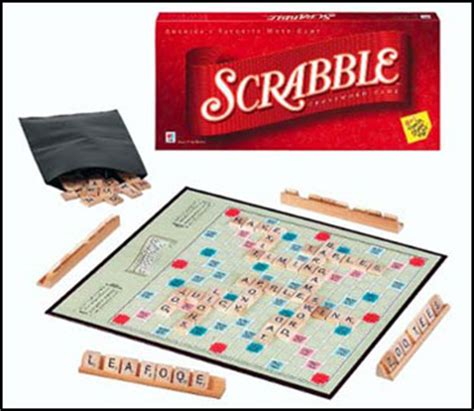 classic scrabble parlour and board endless family 171 babyccino