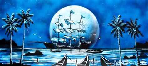 spray painter names blue pirate ship porfiriojimenez me