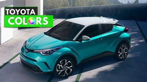 Car Wallpaper 2017 Codes For Club by 2018 Toyota Chr Colors Pertaining To 2018 Toyota