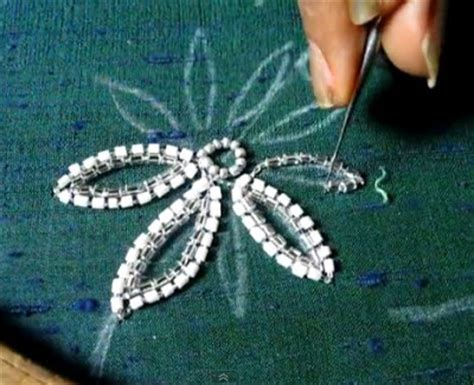 4 Ways To Create Surface Bead Embroidery The Beading Gem