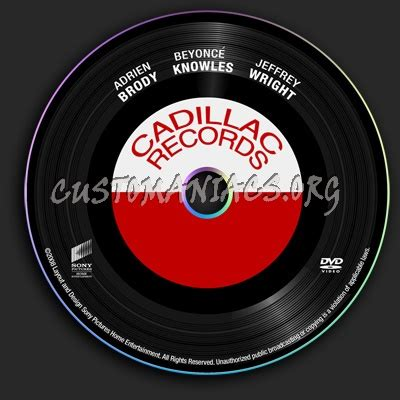 Cadillac Records Free by Cadillac Records Dvd Label Dvd Covers Labels By