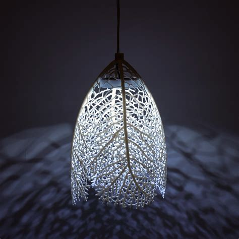 Branch Light Fixture by Nervous System Hyphae Hyphae Pendant Lamp