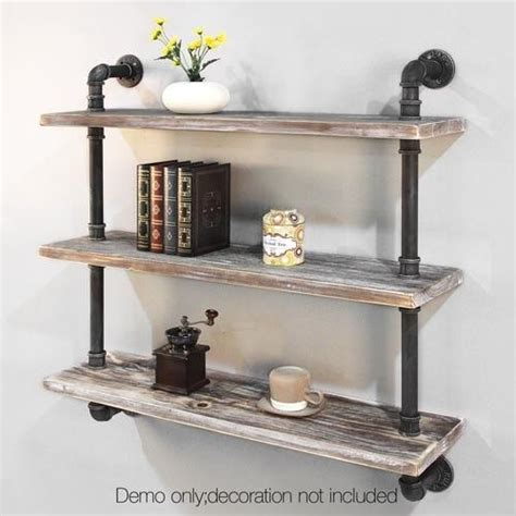 rustic kitchen shelving ideas 25 best ideas about rustic wall shelves on