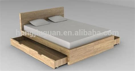 bed box design wooden bed with box buy wood