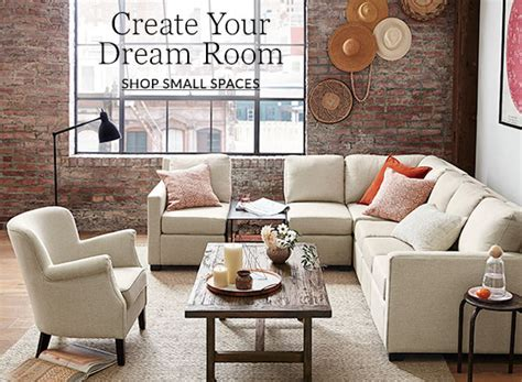 pottery barn small spaces small spaces pottery barn