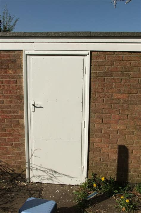 exterior side doors garage side door