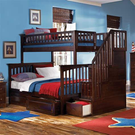 bunk beds bedroom bedroom cheap bunk beds with stairs cool bunk beds for 4
