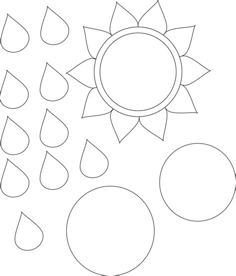 flower paper craft template 12 free printable templates paper piecing patterns