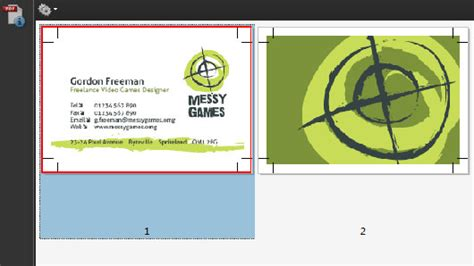 how to make business cards in indesign mercadotecnia publicidad y dise 241 o 40 best indesign tutorials