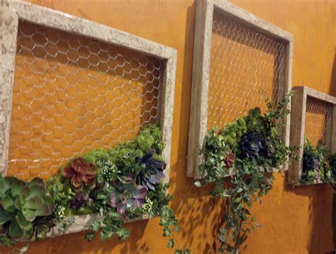 how to make a wall garden succulent garden diy wall decor favecrafts