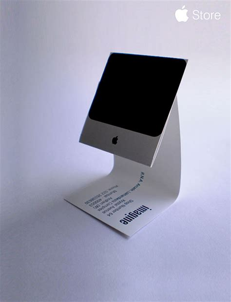 make business cards on mac business card for apple imac the best of business card