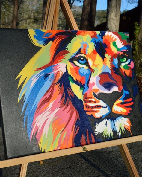 spray painting canvas 25 best ideas about painting on
