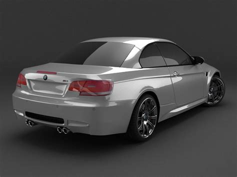 Bmw 3m by Bmw 3m E92 3d Model Max Cgtrader