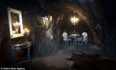 underground hotel hotels the underground cozy cave hotel in sweden