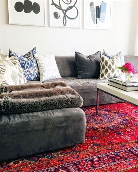 decorating with rugs best 25 rug living room ideas on