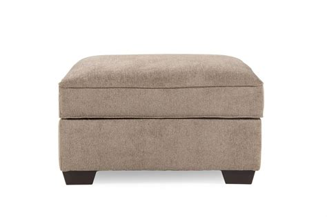 Ashley Furniture Ottomans by Ashley Patola Park Storage Ottoman Mathis Brothers Furniture