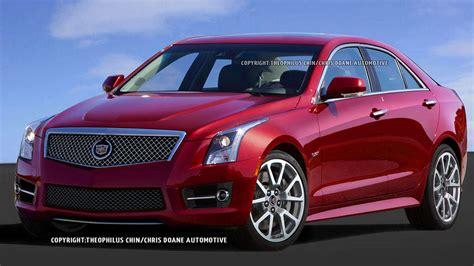 Cadillac Ats V Specs by 2014 Cadillac Ats V 2014 Cadillac Ats V Photos And Specs
