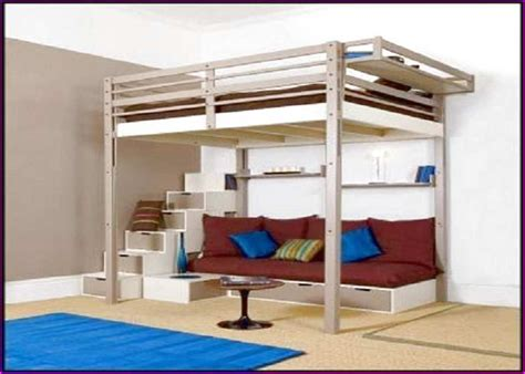 diy loft bed the best diy size loft bed babytimeexpo furniture