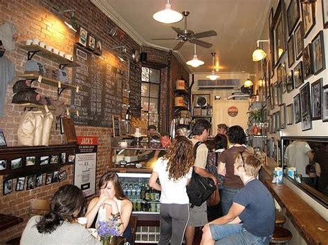 Best Coffee shops in the world: Jack's Stir Brew Coffee ( NYC)