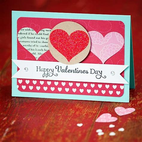 how to make cool valentines day cards 32 ideas for handmade s day card interior