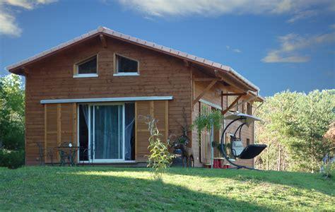 la maison bois en kit rapidit 233 et fiabilit 233 bienchezmoi