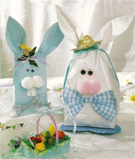 easter paper bag crafts paper bag easter bunnies favecrafts