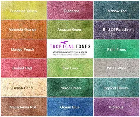 home depot tropical paint colors penetrating concrete stain and waterproofing sealer