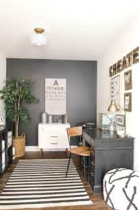modern office decor 25 best ideas about grey office on