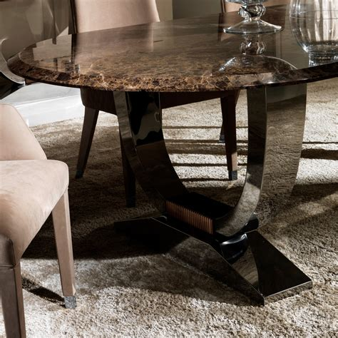 italian dining table oval high end marble italian dining table set juliettes