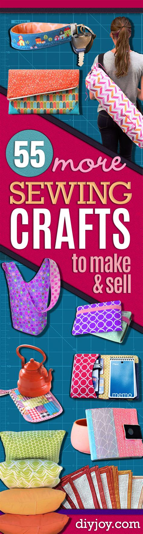 ideas to sell for 55 more sewing crafts to make and sell page 3 of 11
