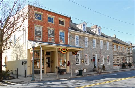 best small town in america budget travel vacation ideas litiz pa is america s