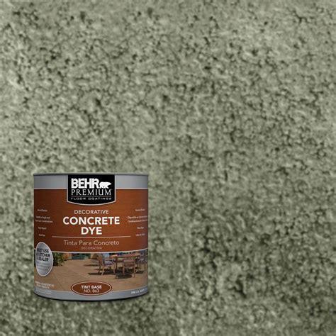 home depot paint for concrete behr premium concrete stain exterior stain