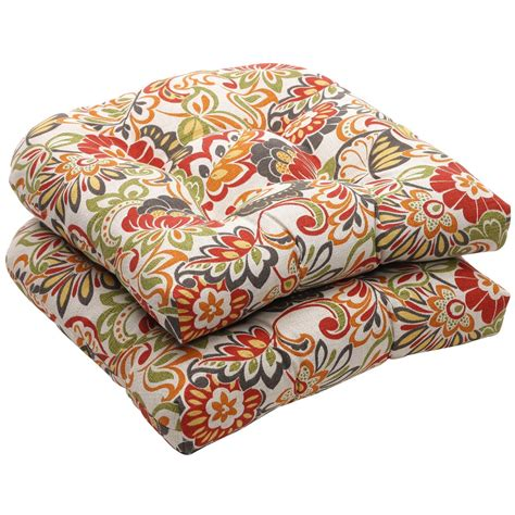 patio chair pillows 2 seat cushion pillow for outdoor patio furniture porch