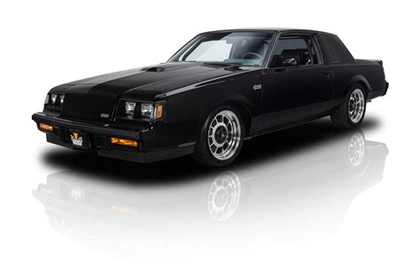 Grand National Motor For Sale by 135021 1987 Buick Grand National Rk Motors Classic And