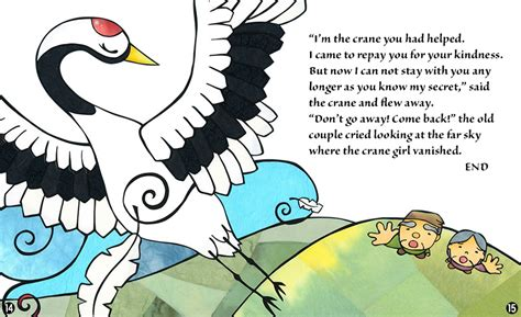 the picture books the grateful crane japanese folktales e douwa